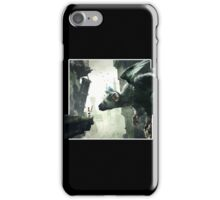 The Last Guardian V.2 iPhone Case/Skin
