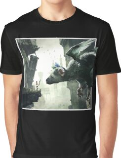 The Last Guardian V.2 Graphic T-Shirt