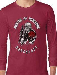 MASTER OF DUNGEONS Long Sleeve T-Shirt
