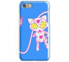 Mew Popmuerto | Pokemon & Day of The Dead Mashup iPhone Case/Skin