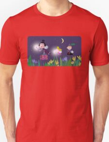 Ben and Holly - Flying through the night T-Shirt