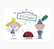 Ben and Holly's Little Kingdom by Purin
