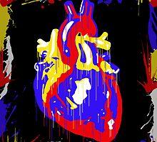 Bleeding Heart by Rachael Burriss