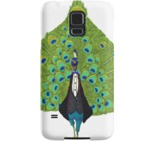 peacock  Samsung Galaxy Case/Skin