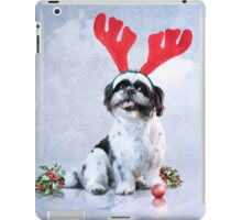 A Reindeer Audition iPad Case/Skin