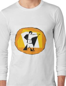 karate  Long Sleeve T-Shirt