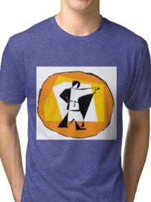 karate  Tri-blend T-Shirt