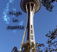 High in Seattle by freshmemories