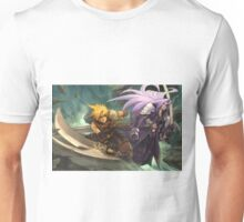 Final Fantasy Cloud Versus Sephiroth Unisex T-Shirt