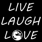 Live, Laugh, Love by PKHalford