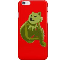 Kermit the Froge iPhone Case/Skin