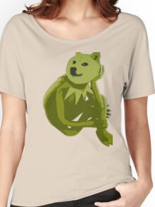 Kermit the Froge Women's Relaxed Fit T-Shirt
