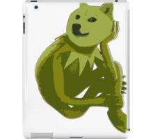 Kermit the Froge iPad Case/Skin