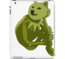 Kermit the Froge iPad Case/Skin