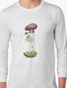 Avocado  Long Sleeve T-Shirt