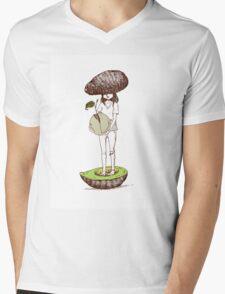 Avocado  Mens V-Neck T-Shirt