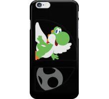 Smash with Yoshi! iPhone Case/Skin