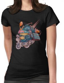 S Mur   Womens Fitted T-Shirt