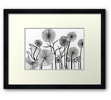 Flowers #1 Framed Print