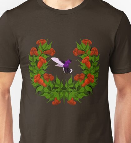 Powerful Hummingbird Unisex T-Shirt