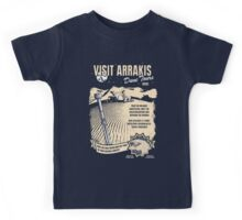 Visit Arrakis Kids Tee