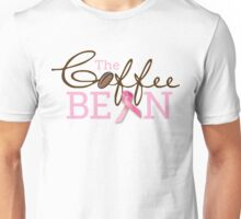 The Coffee Bean Breast Cancer Awareness Unisex T-Shirt