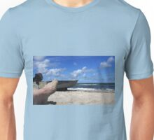 Sand between my toes Unisex T-Shirt