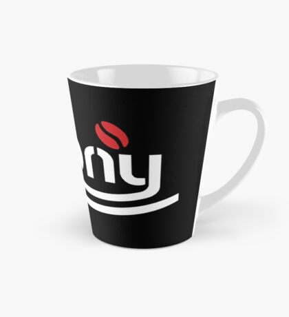 Ebony Black Coffee Co. Tall Mug