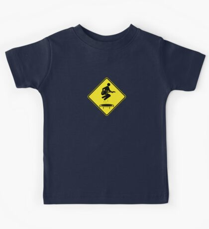 You Enjoy Mini-Tramps Kids Tee