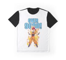 its over 9000 Graphic T-Shirt