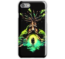 magic tree iPhone Case/Skin