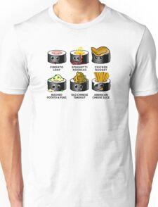 Ugly Sushi Unisex T-Shirt