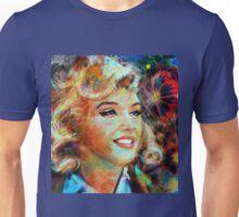 Marilyn FlowerPower Unisex T-Shirt