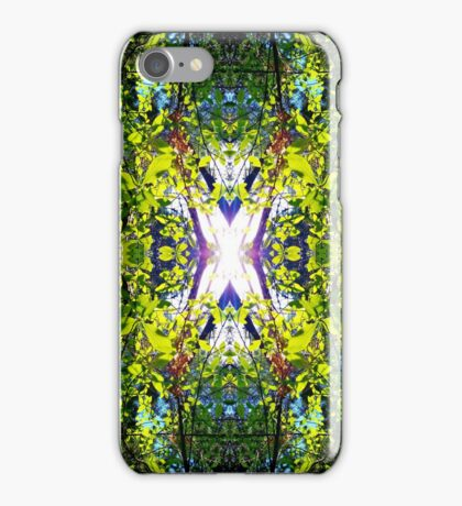 Flashing Forward iPhone Case/Skin