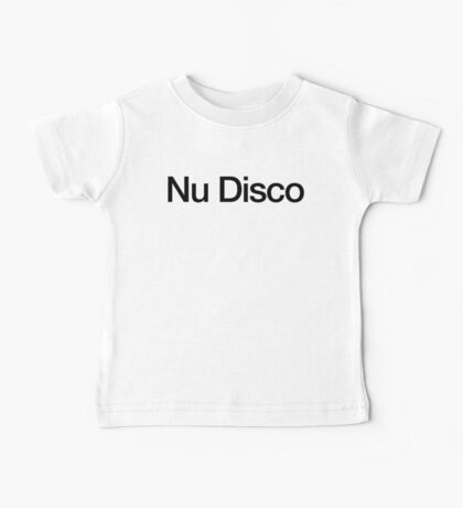 Nu Disco Baby Tee