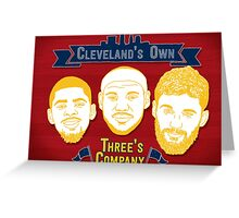 CLE's 3 Company Greeting Card