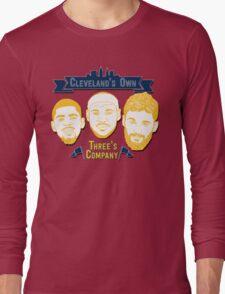 CLE's 3 Company Long Sleeve T-Shirt