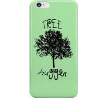 Tree Hugger Peace iPhone Case/Skin