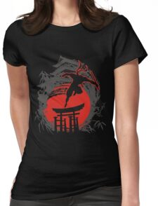 The Mission  Womens Fitted T-Shirt