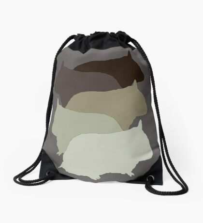 Gotta Have Some Hamsters! Drawstring Bag