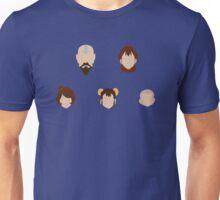 Minimal Airbenders  Unisex T-Shirt