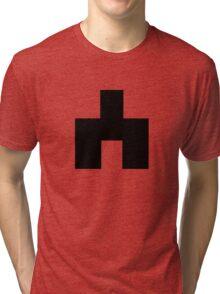 White Bear Tri-blend T-Shirt