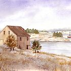Fisherman's House by Farida Greenfield