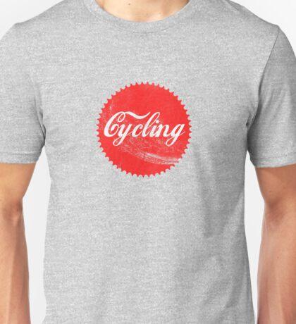 Cycling Chainring Unisex T-Shirt