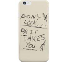 Slender - 1/8 iPhone Case/Skin