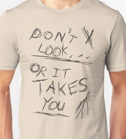 Slender - 1/8 Unisex T-Shirt
