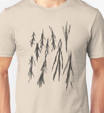Slender - 3/8 Unisex T-Shirt