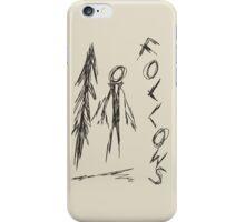 Slender - 4/8 iPhone Case/Skin