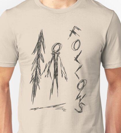 Slender - 4/8 Unisex T-Shirt