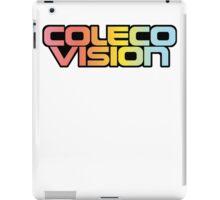 Retro Coleco Vision logo iPad Case/Skin